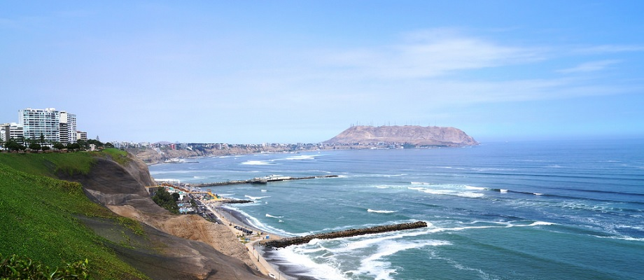 Wybrzeże Costa Verde
